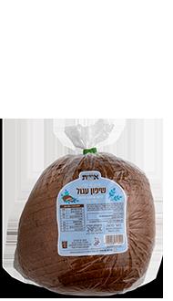 לחם שיפון עגול מסדרת 'שיפון של פעם'