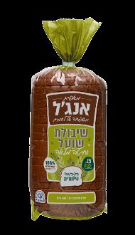 לחם שיבולת שועל וחיטה מלאה