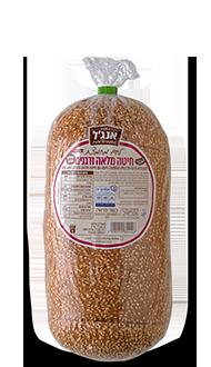 לחם מחמצת - חיטה מלאה ודגנים