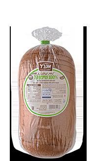 לחם מחמצת -  100% שיפון קל